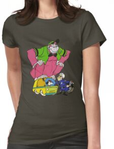 The Great Grape Ape Womens Fitted T-Shirt