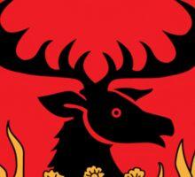 Stannis Baratheon - Game Of Thrones Sticker