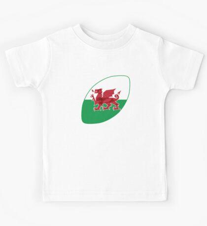 Rugby Wales Kids Tee