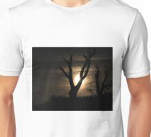 Moonlight and Tree Unisex T-Shirt