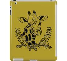 Giraffe and Acacia iPad Case/Skin