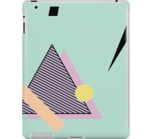 Pattern 90s iPad Case/Skin