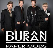 Duran Duran Paper Gods by peyang