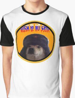 Rush b no stop Graphic T-Shirt