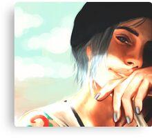 Chloe Price - Life is Strange  Canvas Print