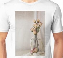 Faded Roses Unisex T-Shirt