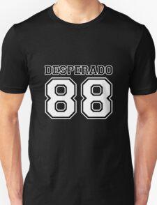 Dear Desperado Black Unisex T-Shirt
