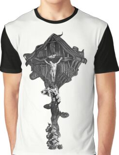 Wayside cross Graphic T-Shirt