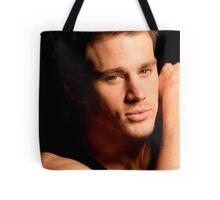 Channing Tatum Tote Bag
