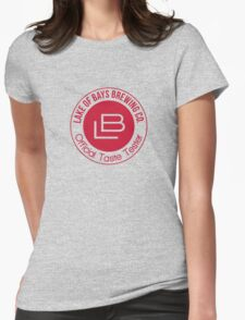 Lake of Bays Official Taste Tester Womens Fitted T-Shirt