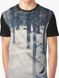 the raven who stole my heart Graphic T-Shirt
