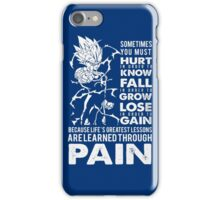 Life is a journey with lesson iPhone Case/Skin
