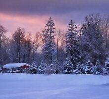 One Winter Morning by Kathy Weaver