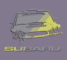 Subaru Impreza Kids Clothes