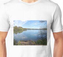 Lake and Reflection Unisex T-Shirt