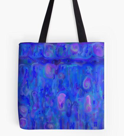 Mottle swirl Tote Bag