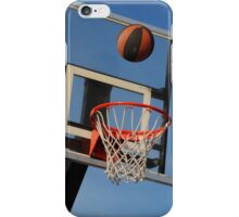 Going for a Basket! iPhone Case/Skin