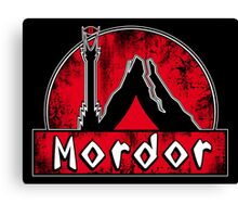 Middle Earth Expeditions (Mordor) Canvas Print