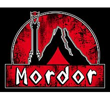 Middle Earth Expeditions (Mordor) Photographic Print