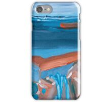 Ocean Abstract iPhone Case/Skin