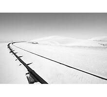 Desert Travel Photographic Print