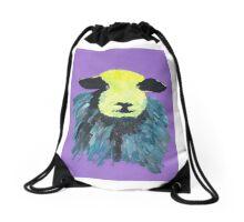 Happy Herdwick Drawstring Bag