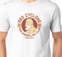 Street Fighter 2 Zangief Inspired Wrestling School Unisex T-Shirt