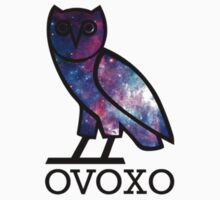 owl ovoxo galaxy Kids Clothes