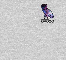 owl ovoxo galaxy Unisex T-Shirt