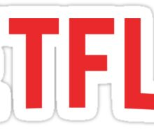 Netflix Logo Sticker