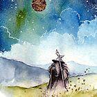 Wizard by KinkoWhite