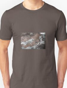 Oil in Water Patterns (1) Unisex T-Shirt