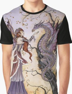 The Dragon Charmer Graphic T-Shirt