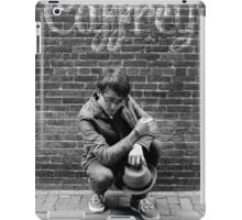 Portrait of the Young Artist iPad Case/Skin