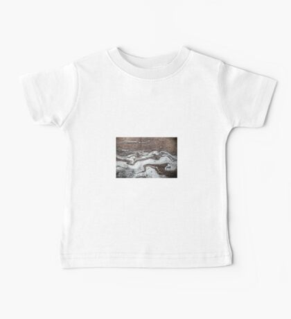 Oil in Water Patterns (2) Baby Tee