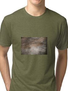 Oil in Water Patterns (3) Tri-blend T-Shirt