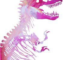 Fabulous Rex by JurassicArt
