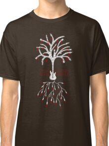 Guitar tree white Classic T-Shirt