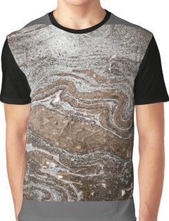 Oil in Water Patterns (4) Graphic T-Shirt