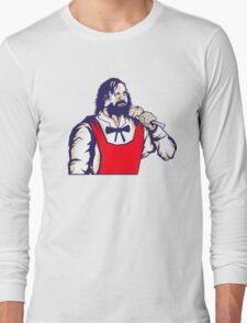 Game of Chicken Bones Long Sleeve T-Shirt