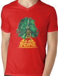 The Legend of Zelda - Triforce Mens V-Neck T-Shirt