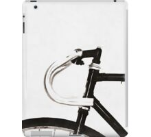 Minimalist Bicycle Painting iPad Case/Skin