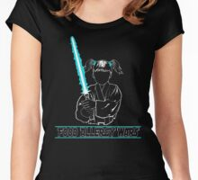 Food Allergy Wars - Girl Women's Fitted Scoop T-Shirt