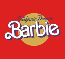 california dream barbie Baby Tee