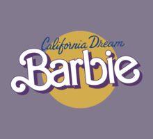 california dream barbie Kids Tee