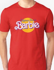 california dream barbie Unisex T-Shirt