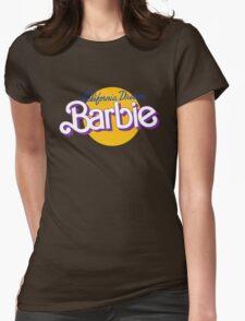 california dream barbie Womens Fitted T-Shirt