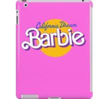 california dream barbie iPad Case/Skin