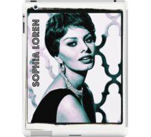 Sophia Loren Hollywood Actress iPad Case/Skin