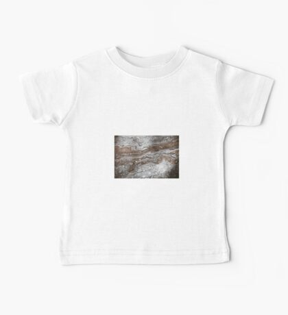 Oil in Water Patterns (6) Baby Tee